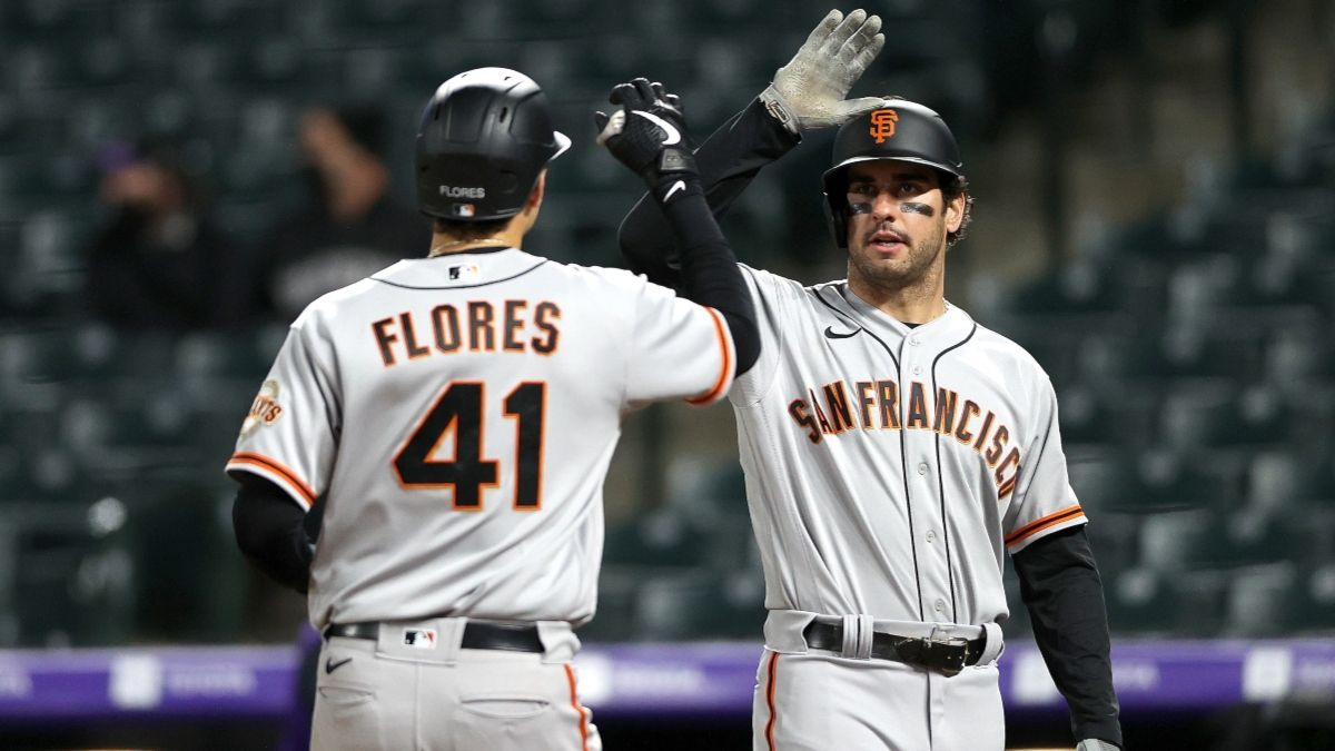Giants vs. Rockies Weather Forecast: How Sharps Are Utilizing Wind to Bet Wednesday's Over/Under article feature image
