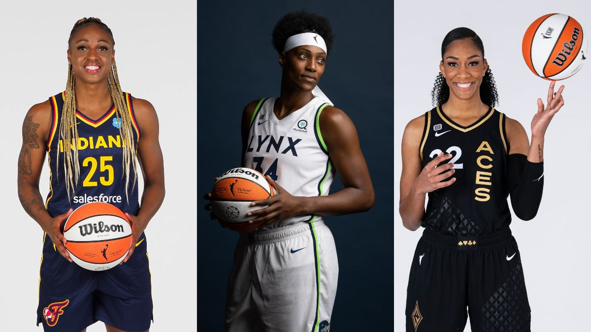 WNBA Odds, Picks & Projections for 4 Friday Games, Including Sparks vs. Sky, Fever vs. Aces & More (Friday, May 28) article feature image
