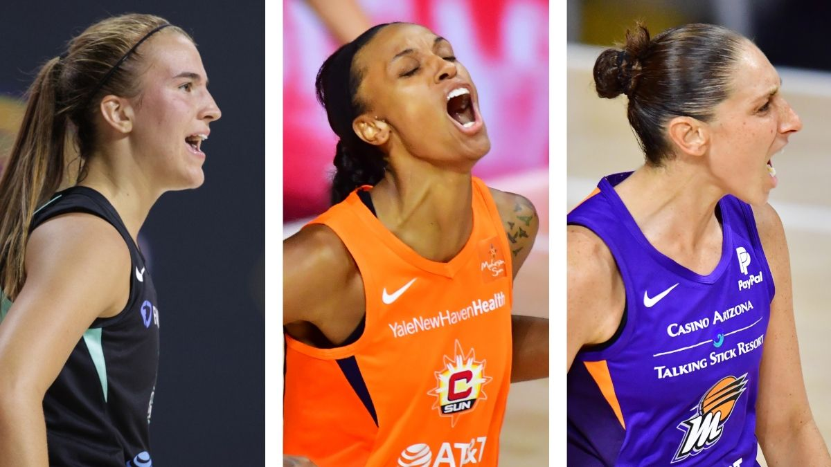WNBA Opening Night Odds, Picks & Projections: Best Bets for Fever vs. Liberty, Mercury vs. Lynx & Sun vs. Dream article feature image