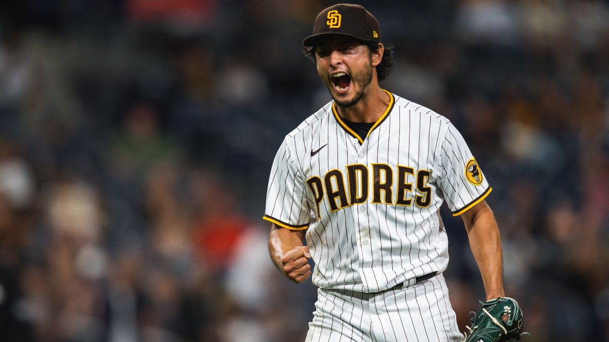 Pirates vs. Padres MLB Odds & Picks: Target the Total in J.T. Brubaker vs. Yu Darvish (Wednesday, May 5) article feature image