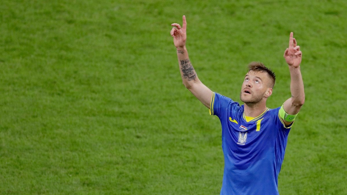 Ukraine vs. North Macedonia Betting Odds, Pick, Prediction: Both Countries Look to Stay Alive in Euro 2020 (June 17) article feature image