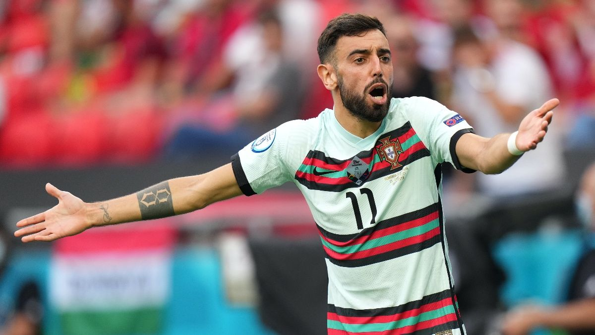 Euro 2020 Betting Odds, Picks, Predictions: Our Best Bets for Portugal vs. Germany, Spain vs. Poland, More (Saturday, June 19) article feature image