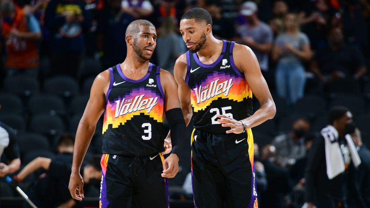 NBA Player Prop Bets, Picks for Thursday, Including CJ McCollum, Chris Paul & More (June 3) article feature image