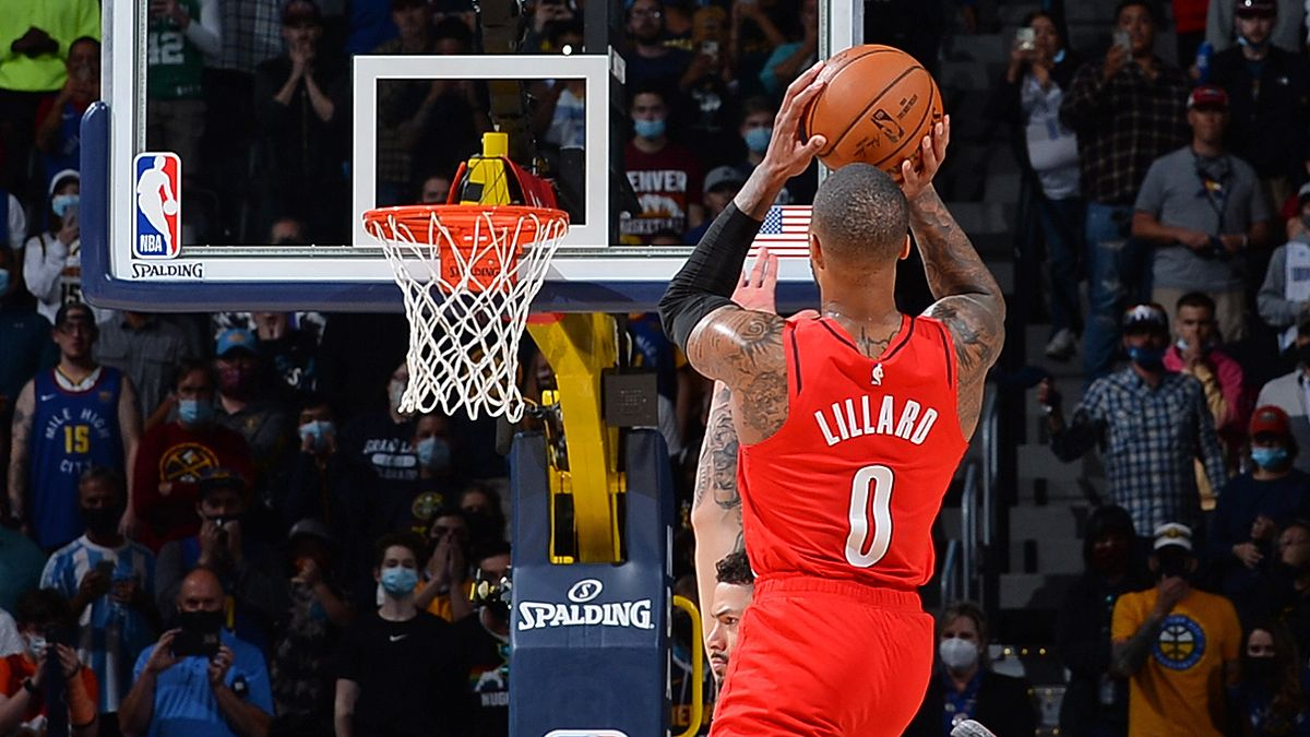 NBA Odds, Picks and Predictions for Nuggets vs. Trail Blazers: The 62% ATS Betting System for Thursday's Game 6 (June 3) article feature image