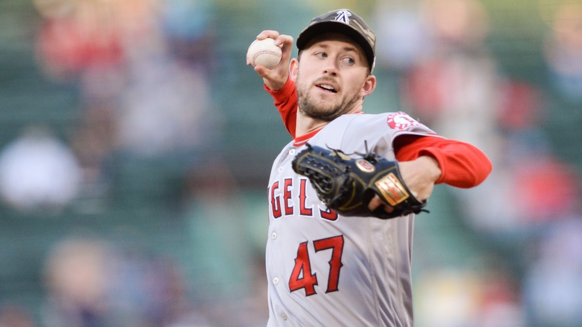 Wednesday MLB Odds & Player Prop Picks: 2 Strikeout Totals for Randy Dobnak, Griffin Canning (June 9) article feature image