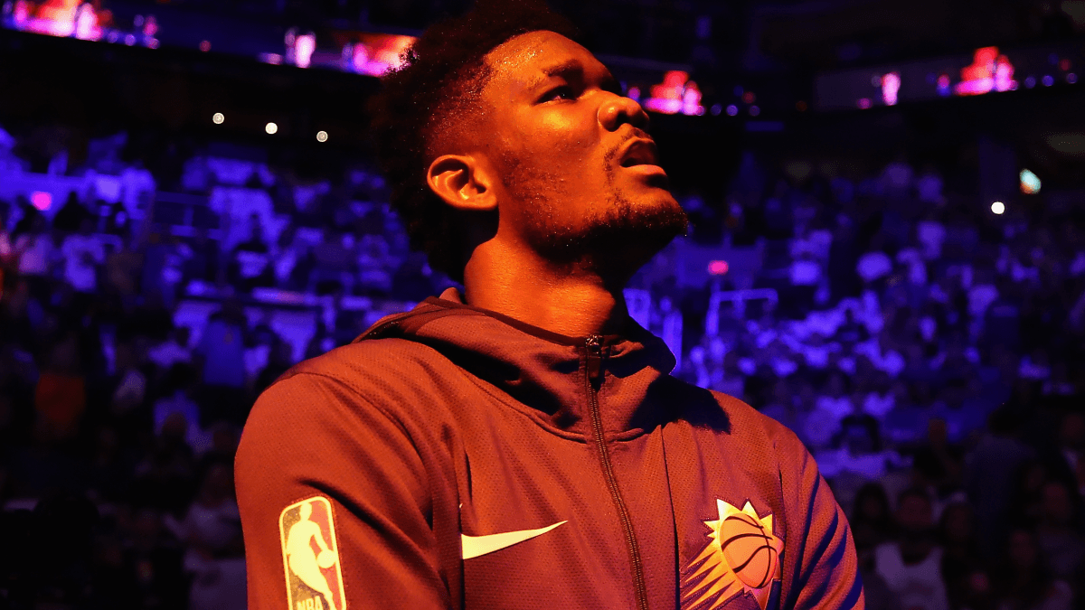 Clippers v. Suns Player Prop Odds: Why Deandre Ayton's Rebound in Game 5 Was Revoked article feature image