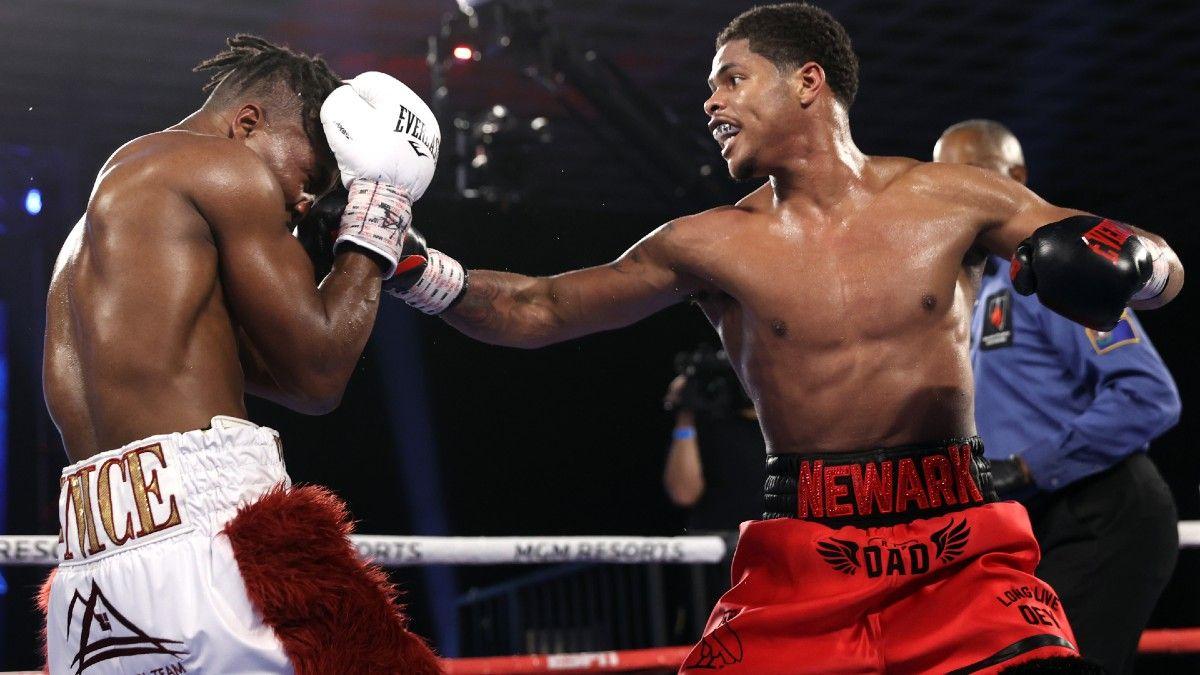 Shakur Stevenson vs. Jeremiah Nakathila Boxing Odds, Pick & Prediction: How To Bet WBO Title Fight (Saturday, June 12) article feature image