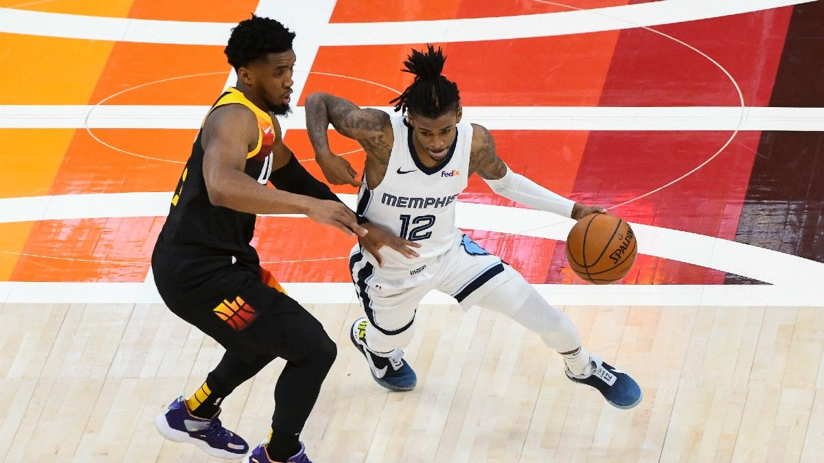 Wednesday NBA Player Prop Bets: 3 Best Picks Including Ja Morant, Seth Curry & Tim Hardaway Jr. (June 2) article feature image