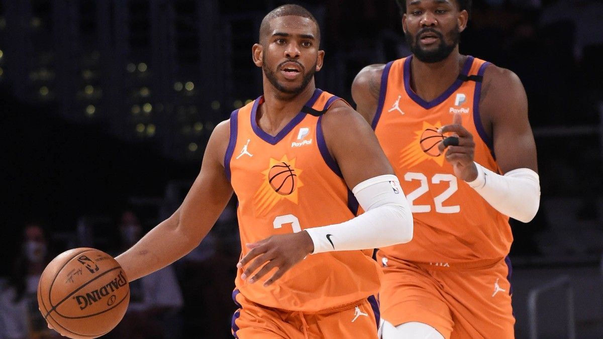 Suns vs. Lakers Odds, Game 6 Preview, Prediction: Chris Paul & Co. Look to Eliminate LeBron (June 3) article feature image