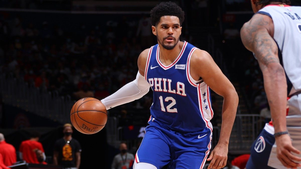 Sunday NBA Playoffs Betting Odds, Game 1 Preview, Prediction for Hawks vs. 76ers: How Long Can Philadelphia Last Without Embiid? (June 6) article feature image