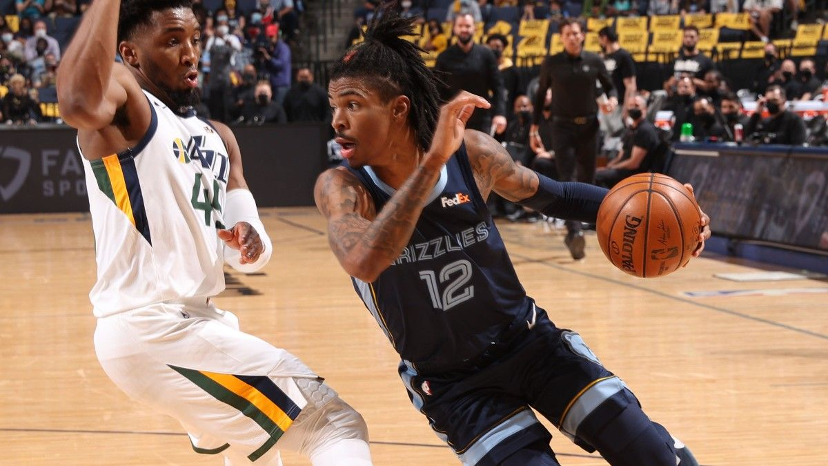 NBA Odds, Picks, Predictions: Our Best Playoff Bets for Elimination Games with Hawks vs. Knicks, Grizzlies vs. Jazz (June 2) article feature image