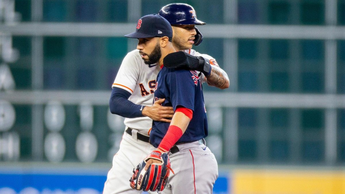 MLB Odds, Preview, Prediction for Red Sox vs Astros: Boston's Offense May Get Going Against Valdez (Wednesday, June 2) article feature image