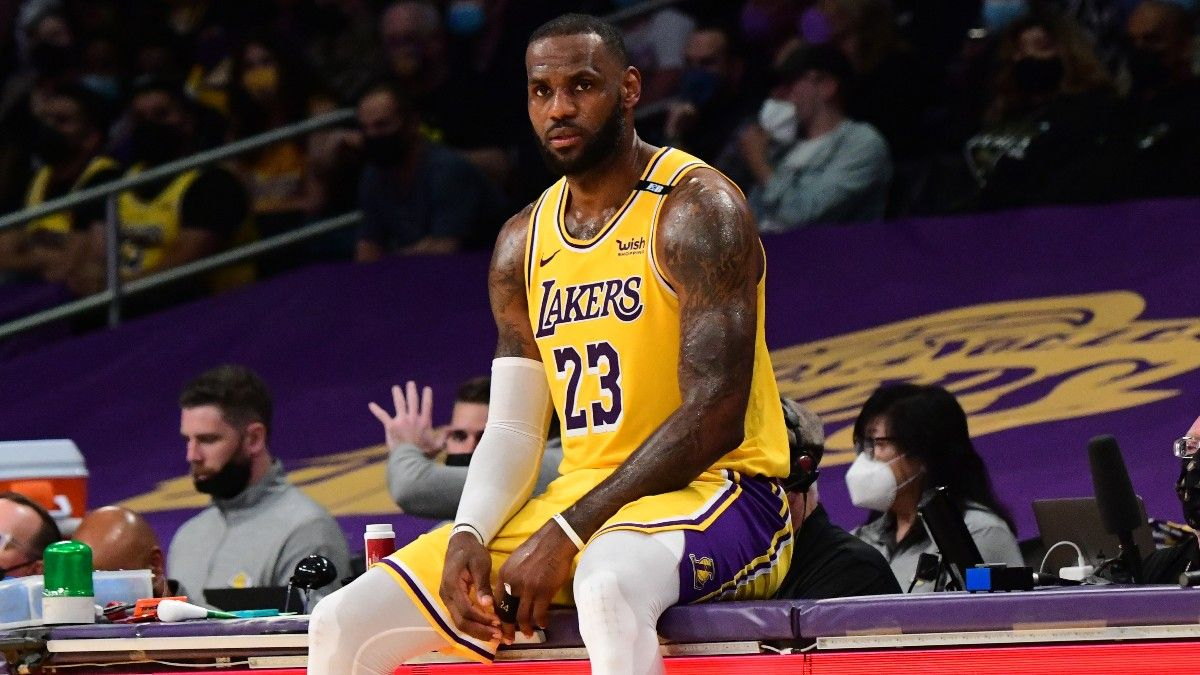 Lakers Post-Mortem: LeBron & Co. Were Victims of Bad Luck and Compromised Identity article feature image