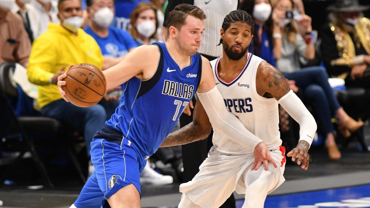 Sunday NBA Player Prop Bets, Picks: Our 3 Favorite Plays, Including Luka Dončić & Paul George (June 6) article feature image