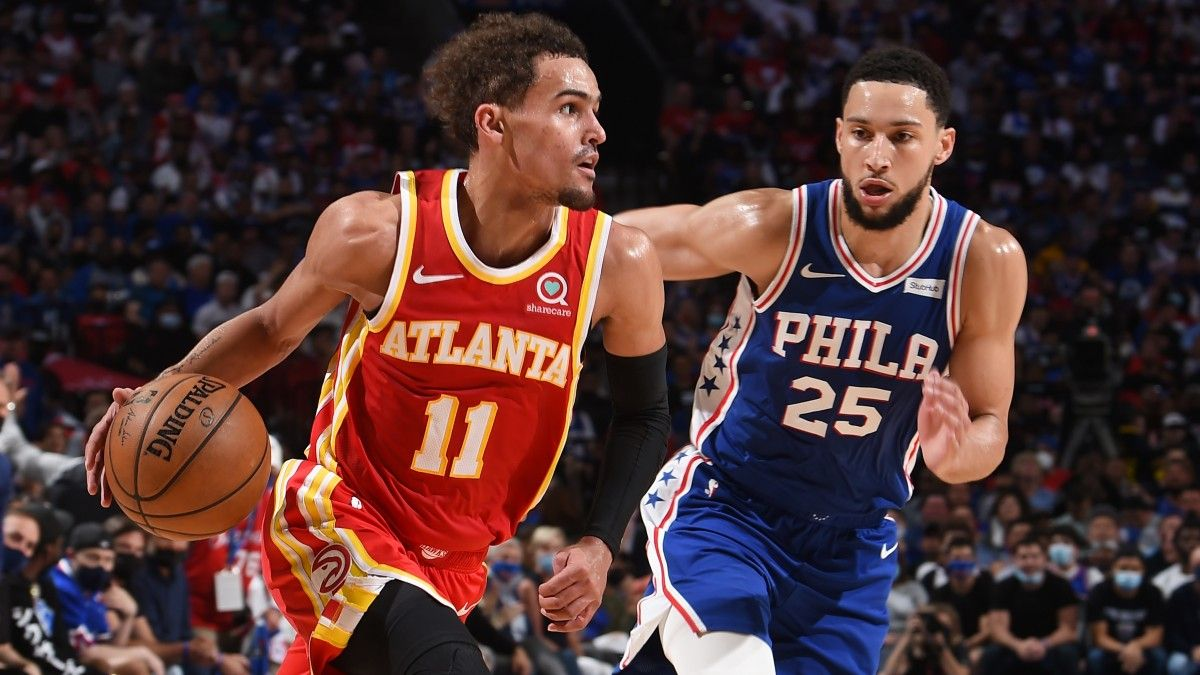 NBA Playoffs Odds, Preview for 76ers vs. Hawks, Game 3: Bet on Philly's Defense (Friday, June 11) article feature image