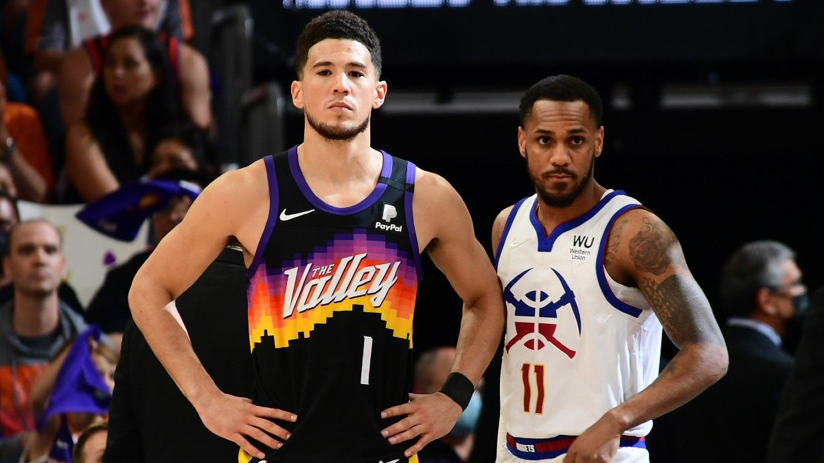 Friday NBA Playoffs Odds, Picks & Predictions: Our Best Bets for 76ers vs. Hawks and Suns vs. Nuggets (June 11) article feature image