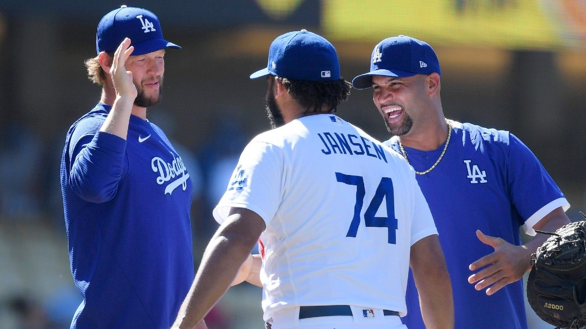 Phillies vs. Dodgers Odds, Preview, Prediction: Both Starting Pitchers Are Unlikely to Play Big Roles (Monday, June 14) article feature image