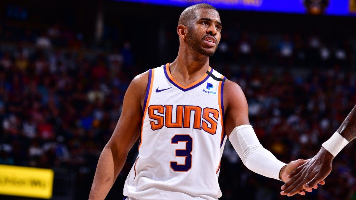 NBA Player Prop Bets, Picks: 3 for Suns vs. Clippers, Including Chris Paul and Reggie Jackson (June 24) article feature image