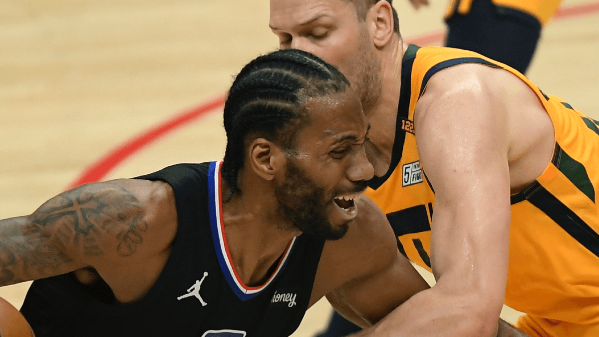 Kawhi Leonard's Injury has Bettors Fading Clippers in Game 5 vs. Jazz article feature image