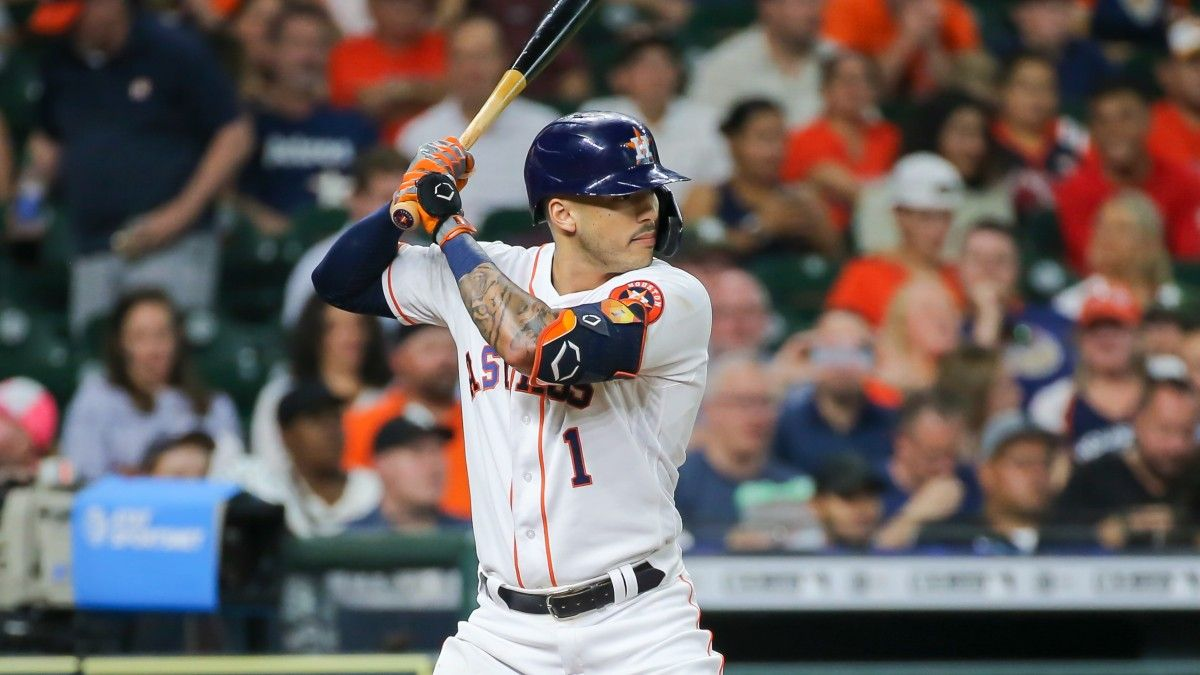 MLB Odds, Picks, Predictions:  Best Bets for Sunday, Including Athletics vs. Yankees, White Sox vs. Astros  (June 20) article feature image