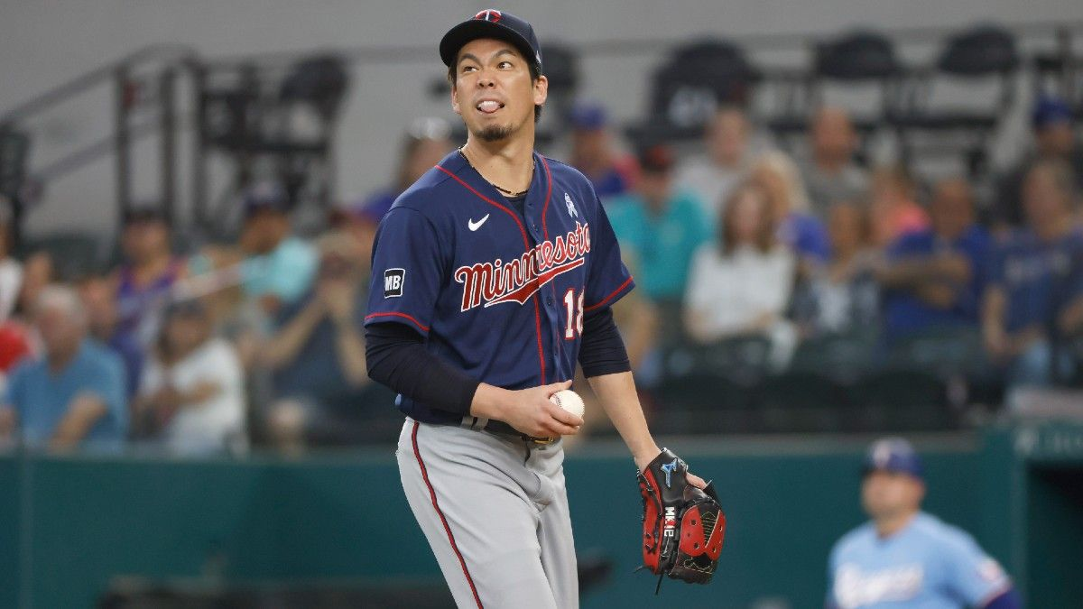 Indians vs. Twins Odds, Preview, Prediction: Does Kenta Maeda Give Minnesota Edge Over Cleveland? (Saturday, June 26) article feature image