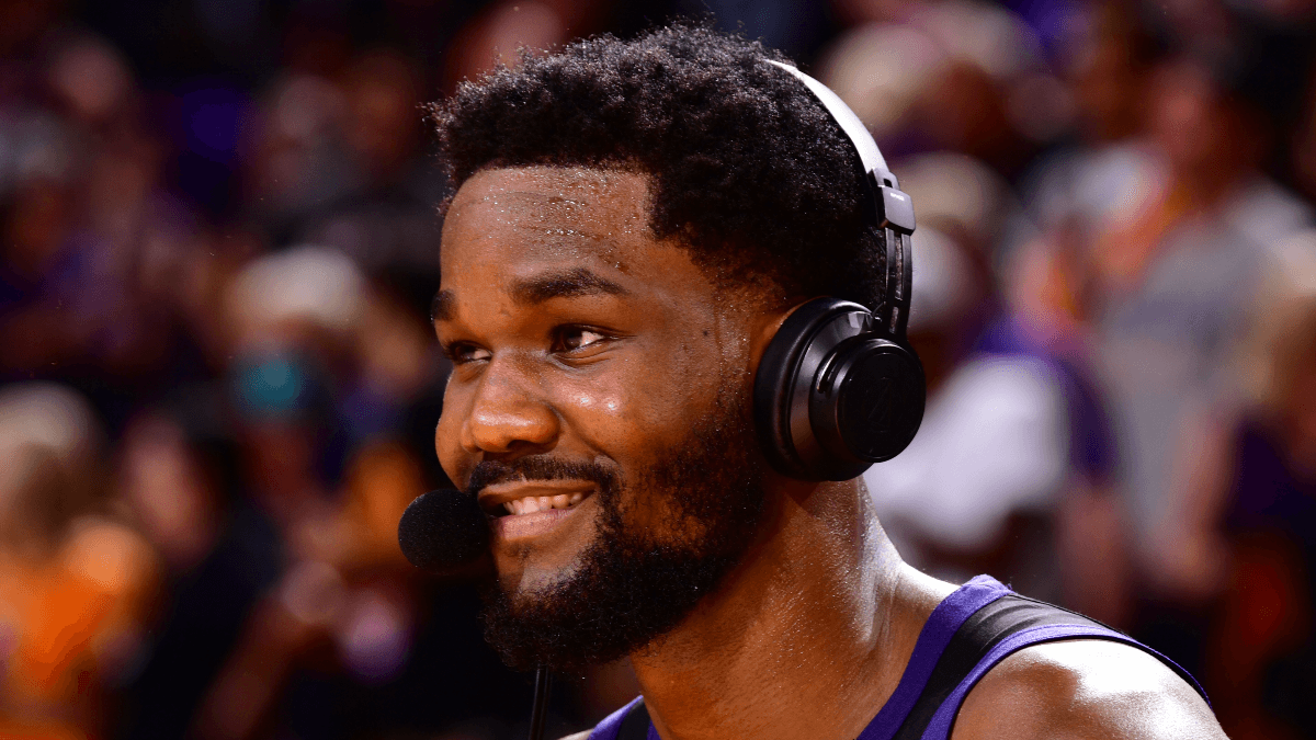 Clippers vs. Suns Player Props: Deandre Ayton has Bettors' Attention for Game 2 article feature image