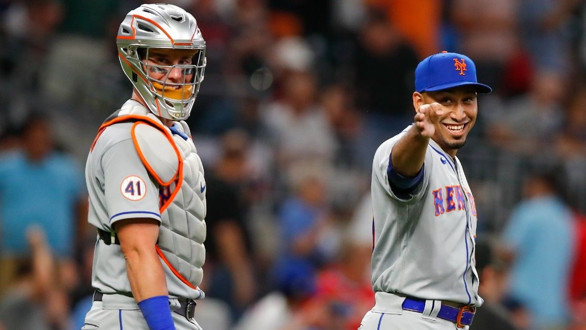 Wednesday MLB Odds, Betting Picks, Predictions: Our 2 Favorite Bets, Including Royals vs. Red Sox, Mets vs. Braves article feature image