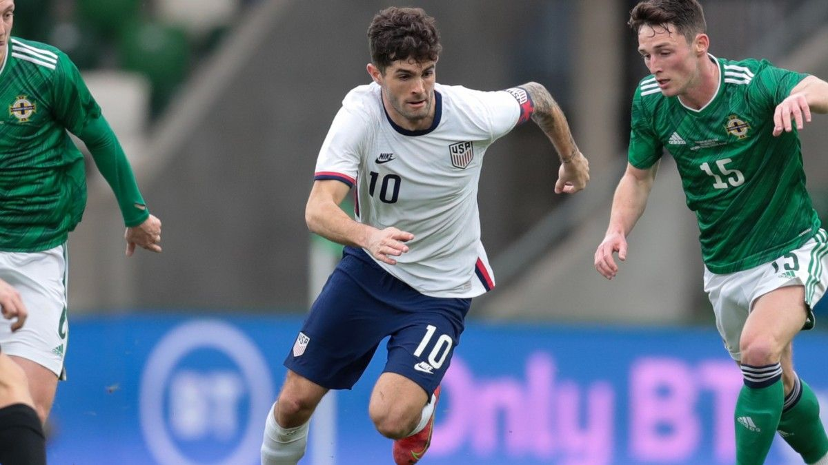 USMNT vs. Honduras Odds, Picks, Predictions: How to Bet Thursday Night's Semifinal (June 3) article feature image