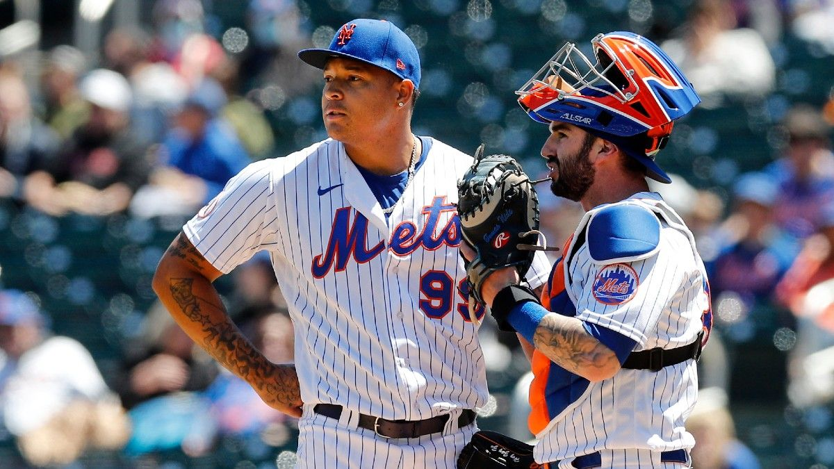 MLB Odds & Picks: Our 5 Best Bets for Thursday, Including Cubs vs. Giants, Mets vs. Padres & More (June 3) article feature image