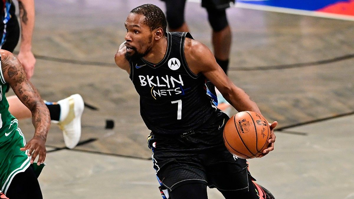 Bucks vs. Nets Odds, Picks, Betting Predictions: Is the Total Too High in Game 1? (Saturday, June 5) article feature image