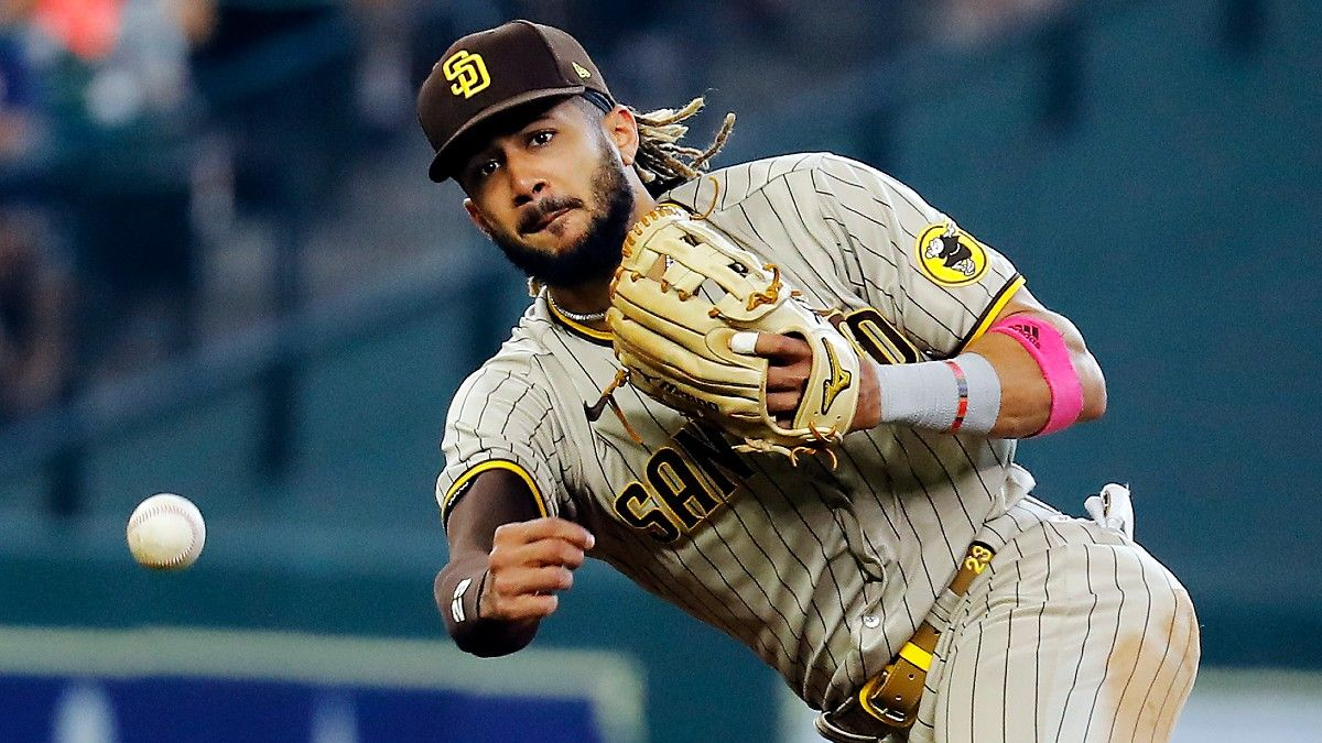 2021 MLB MVP Betting Odds: Fernando Tatis Jr. Shortens the Distance to Acuña article feature image