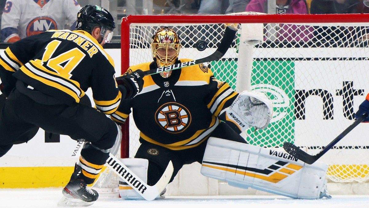 Thursday NHL Odds, Picks, Predictions: Bruins vs. Islanders Game 3 Preview (June 3) article feature image