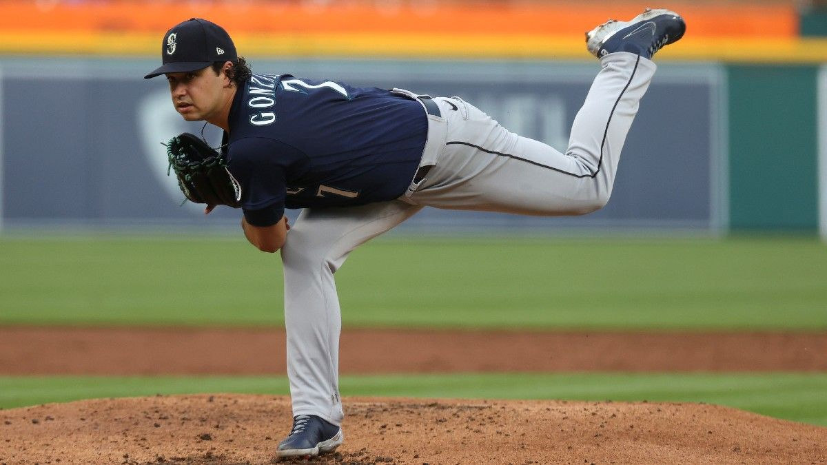 MLB Player Prop Bets & Picks: Target These 2 Strikeout Totals for JT Brubaker & Marco Gonzales (Monday, June 14) article feature image