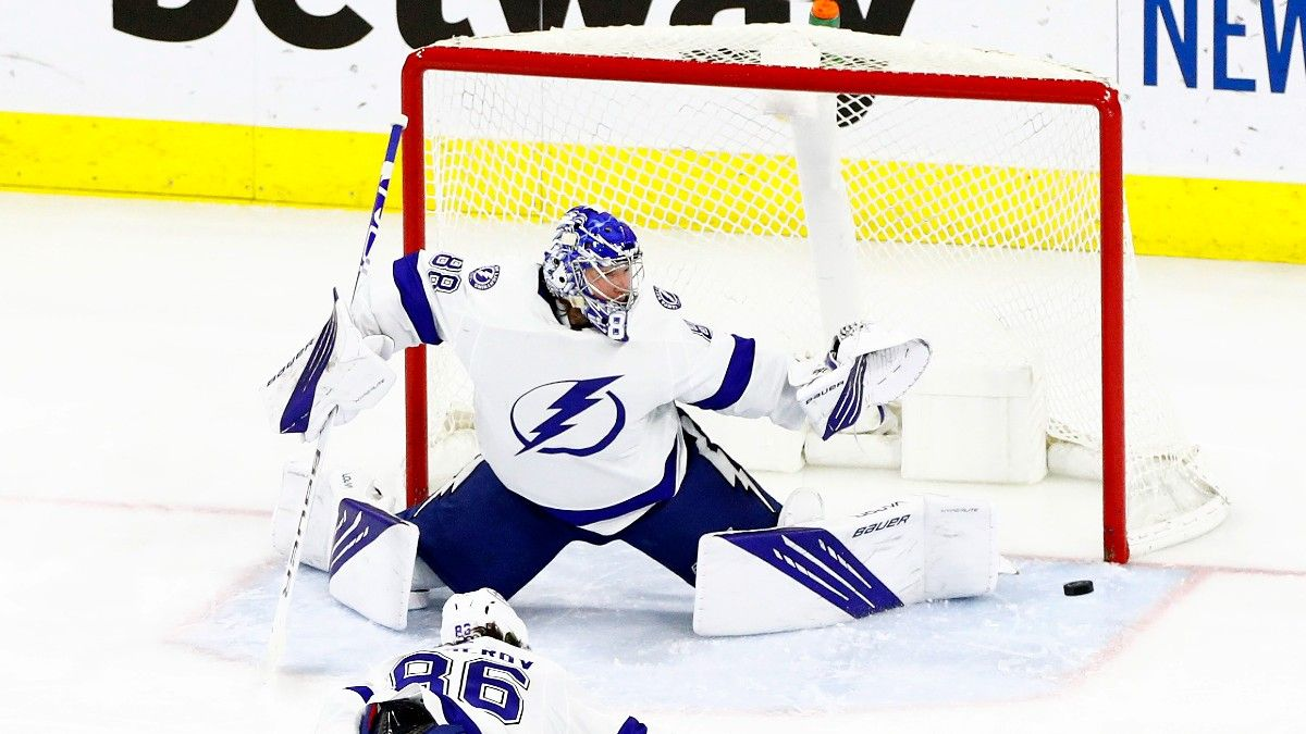 Islanders vs. Lightning Odds, Series Pick, Preview: Who Will Advance to Stanley Cup Finals? article feature image
