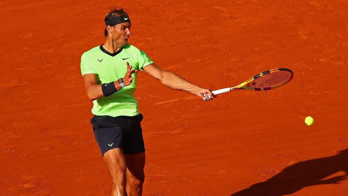 2021 French Open Semifinal Odds & Predictions: Rafael Nadal vs. Novak Djokovic (Friday, June 11) article feature image
