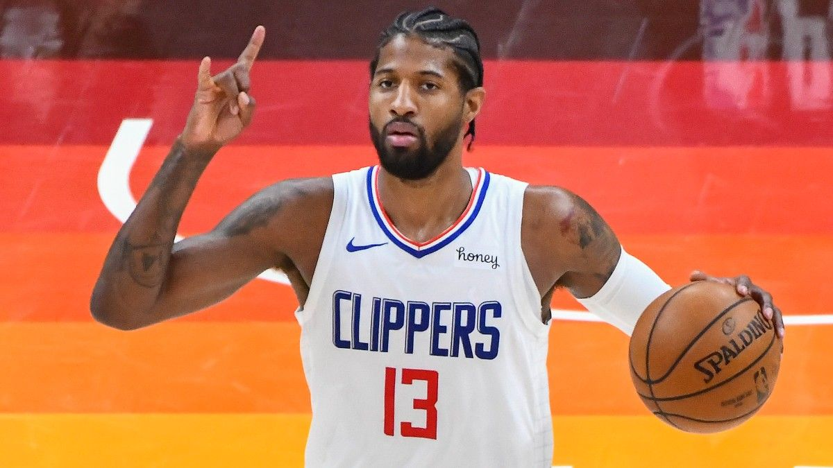 NBA Odds, Betting Preview, Prediction for Jazz vs. Clippers Game 3: Can Kawhi, LA Win at Home? (Saturday, June 12) article feature image