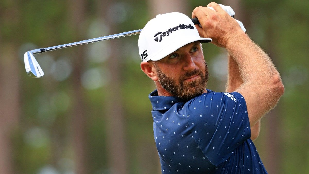 2021 Palmetto Championship at Congaree Round 2 Buys and Fades: Grab Dustin Johnson at Plus-Money While You Can article feature image