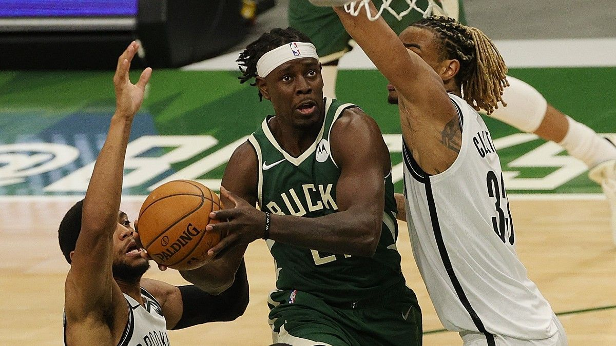 Sunday NBA Betting Odds, Game 4 Preview, Prediction for Nets vs. Bucks: Is Milwaukee's Offense Going to Show Up? (June 13) article feature image