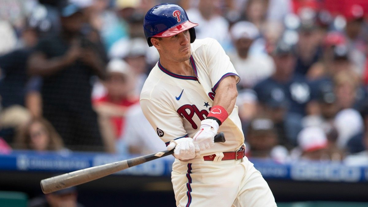 MLB Odds, Picks, Predictions for Phillies vs. Nationals: Model Projections Expecting Another High-Scoring Game In Washington (August 3) article feature image