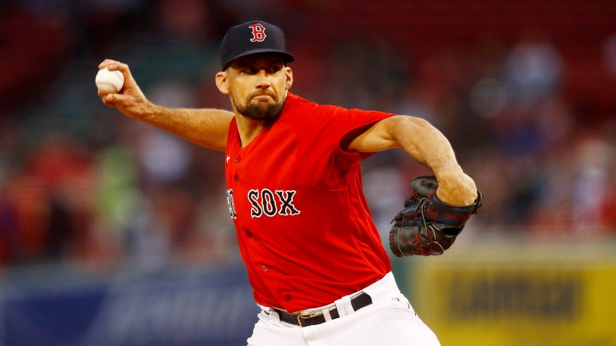 Saturday's MLB Player Prop Bets, Picks, Predictions: 3 Strikeout Totals, Including Nathan Eovaldi Against the Yankees (June 26) article feature image