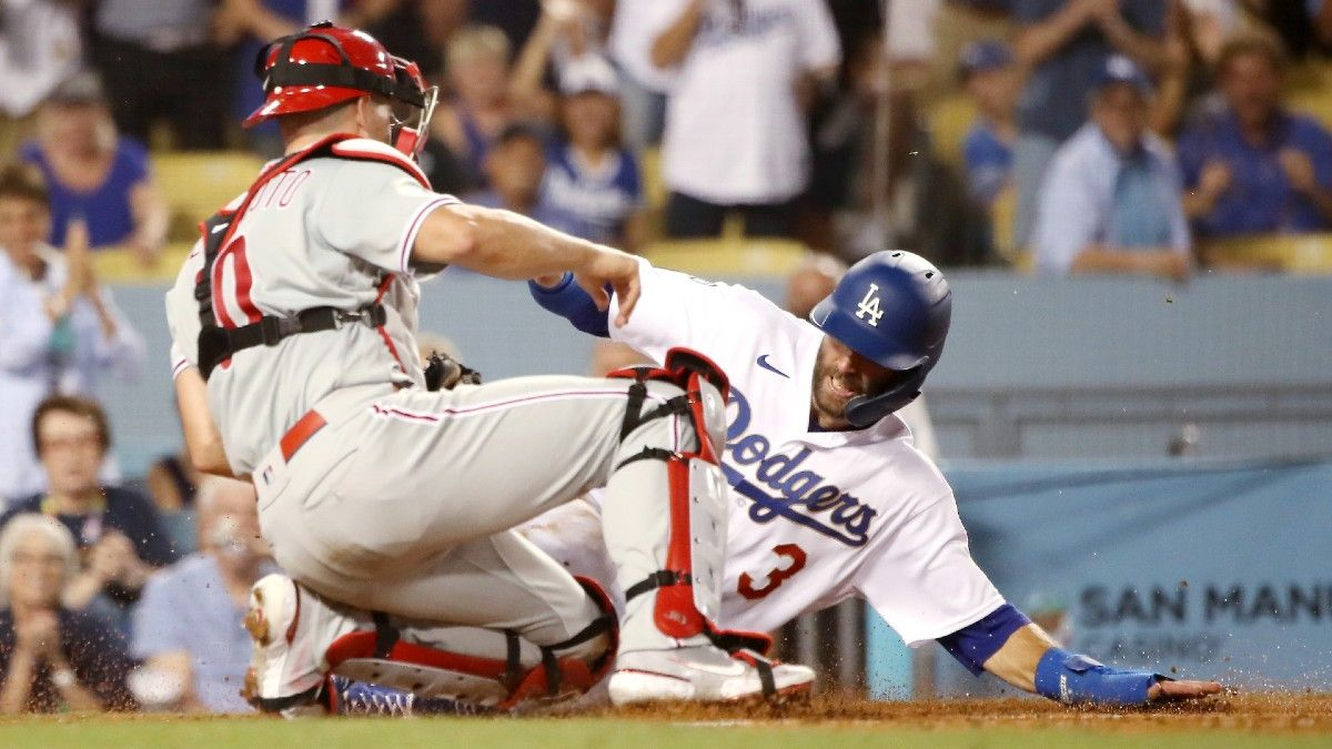 Wednesday MLB Odds & Picks: 3 Best Bets, Including Red Sox vs. Braves, Rangers vs. Astros & Phillies vs. Dodgers (June 16) article feature image