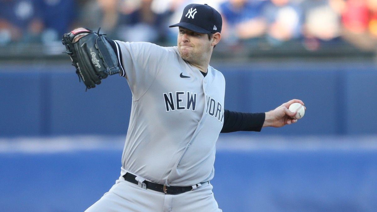MLB Player Prop Bets & Picks: 2 Strikeout Totals, Including Athletics vs. Yankees, Blue Jays vs. Orioles (Sunday, June 20) article feature image