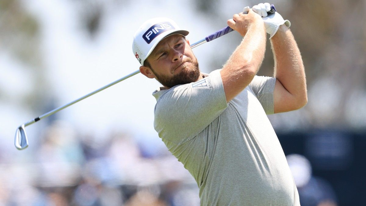 2021 U.S. Open Round 2 Buys and Fades: Chasers Like Hatton & Fitzpatrick Have Value article feature image