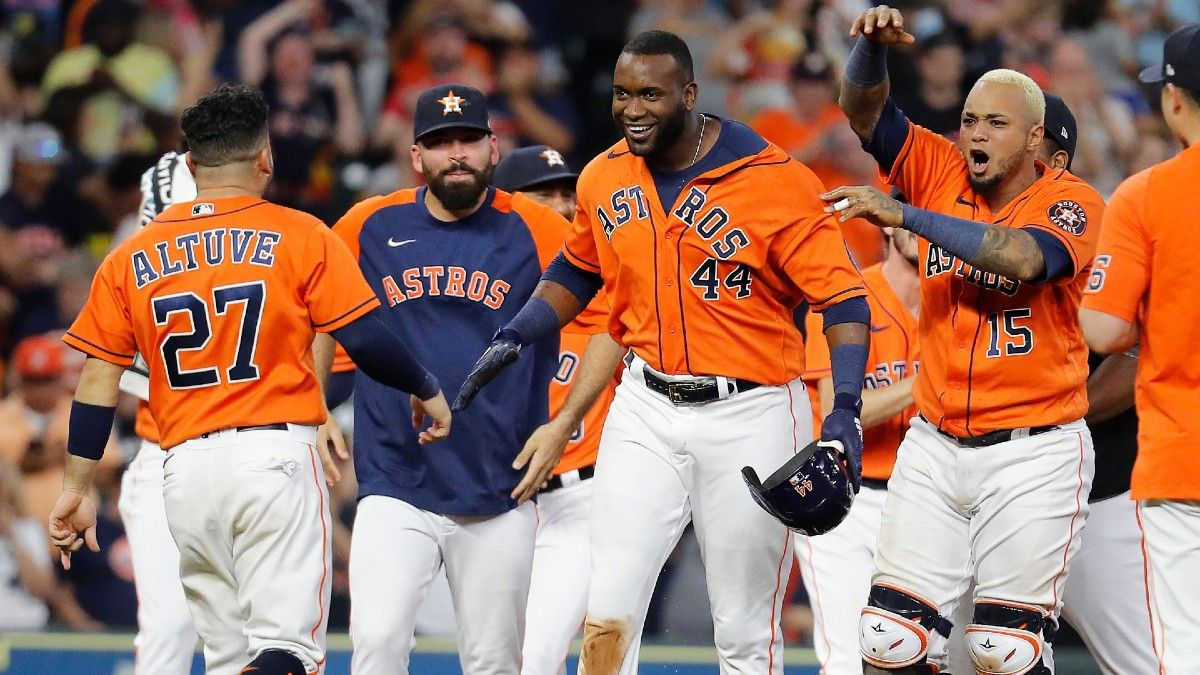 Astros vs. Orioles Odds & Pick: Bet Houston to Win Big (Monday, June 21) article feature image