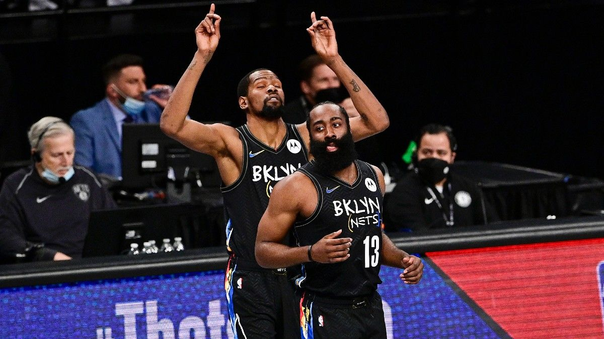Bucks vs. Nets Game 7 Player Prop Bets: 3 Picks for NBA Playoffs Game, Including Durant, Middleton and Harden (Saturday, June 19) article feature image