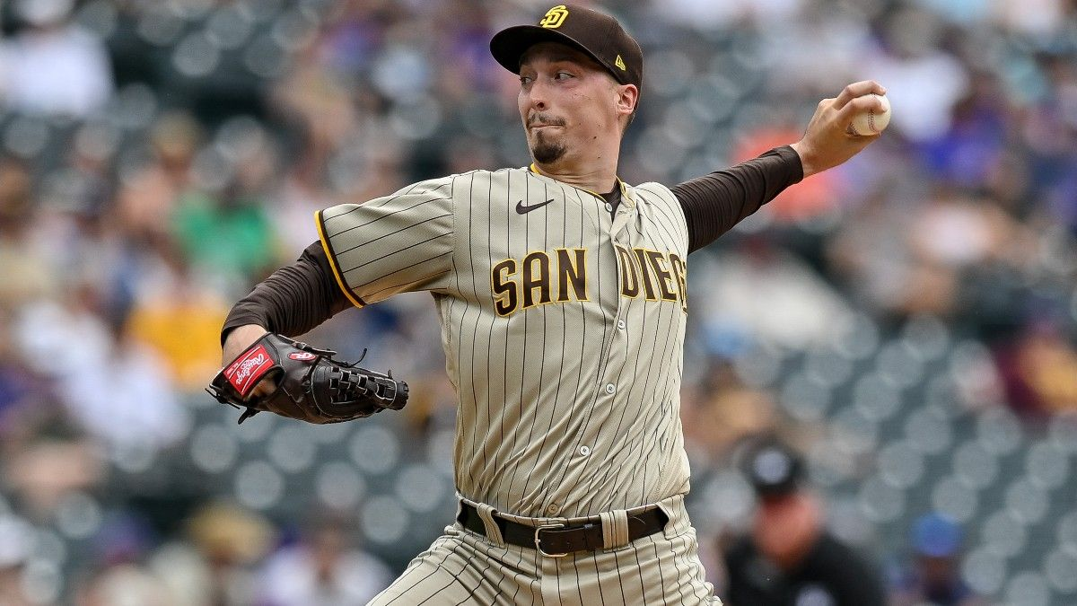 MLB Odds, Preview, Prediction for Phillies vs. Padres: How to Bet Blake Snell & Matt Moore Pitching Duel (Friday, August 20) article feature image