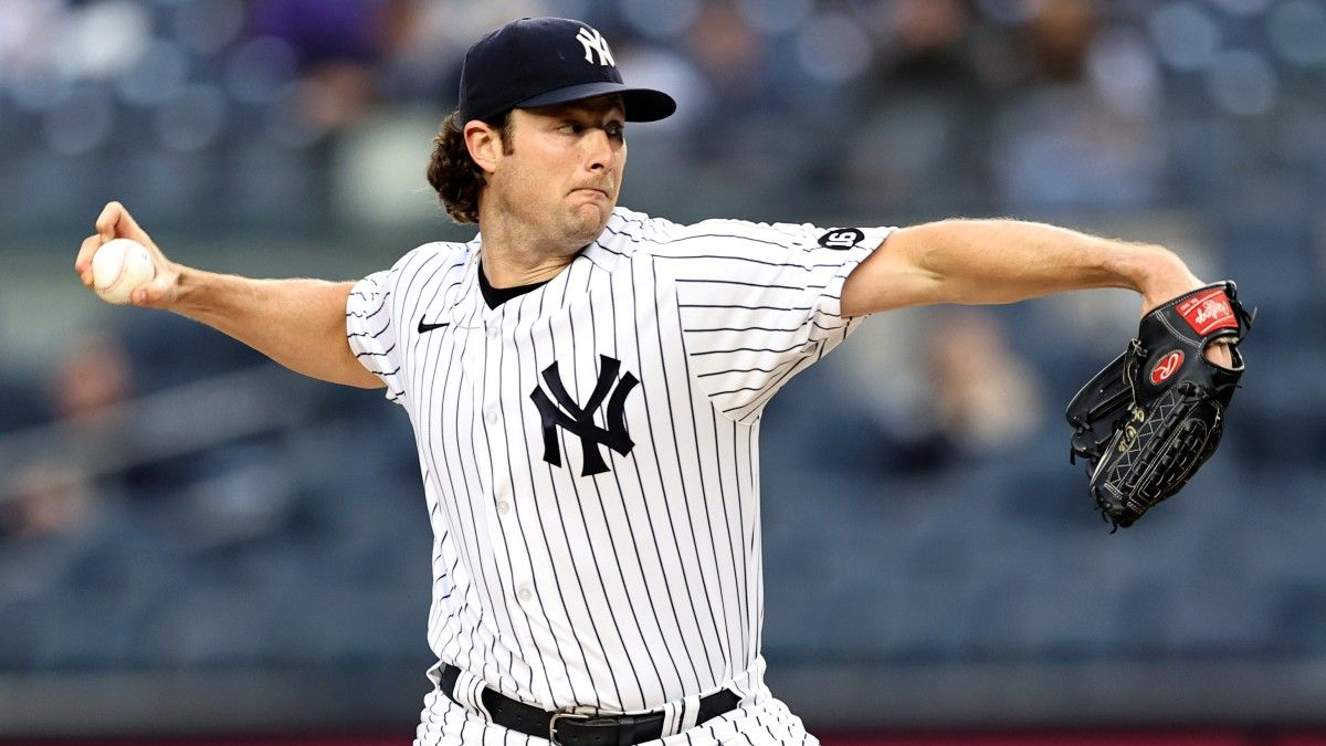 Sunday MLB Betting Odds, Preview, Prediction for Yankees vs. Red Sox: Will Gerrit Cole Silence Boston's Lineup? (June 27) article feature image