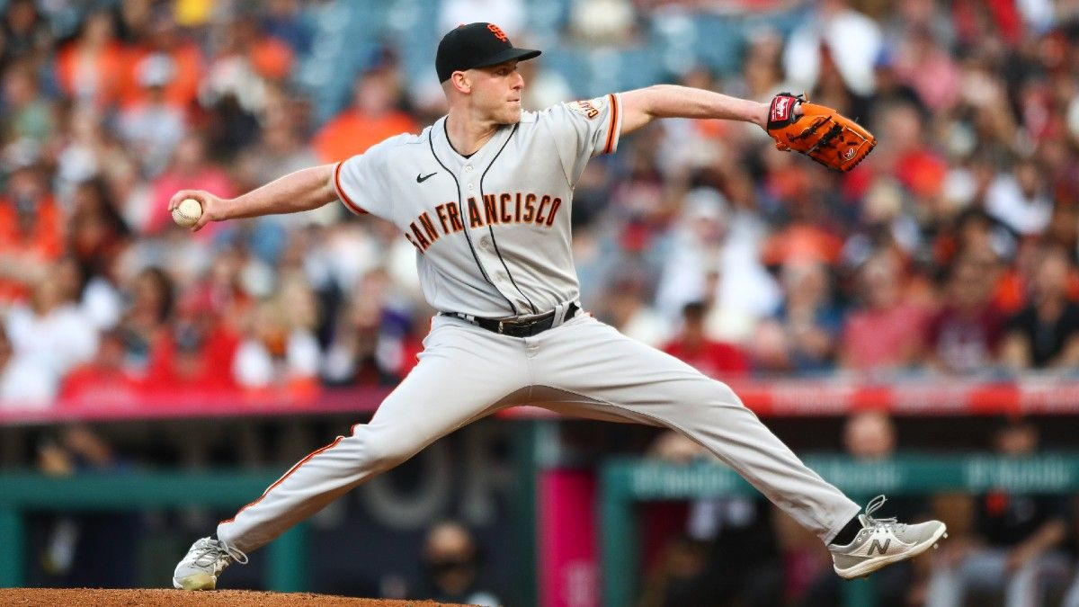 MLB Odds, Preview, Prediction for Giants vs. Dodgers: How to Bet Bauer & DeSclafani Showdown (Monday, June 28) article feature image