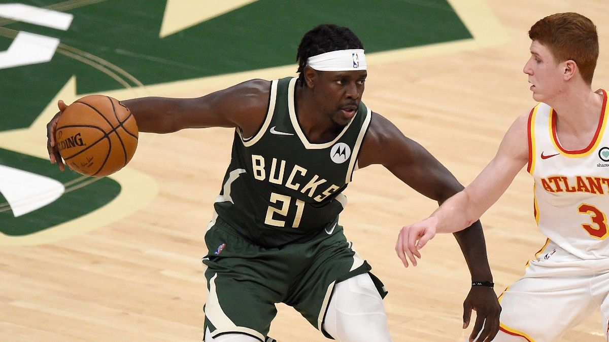 Friday Betting Odds, Preview, Prediction for Hawks vs. Bucks: How to Bet Milwaukee in Game 2 (June 25) article feature image