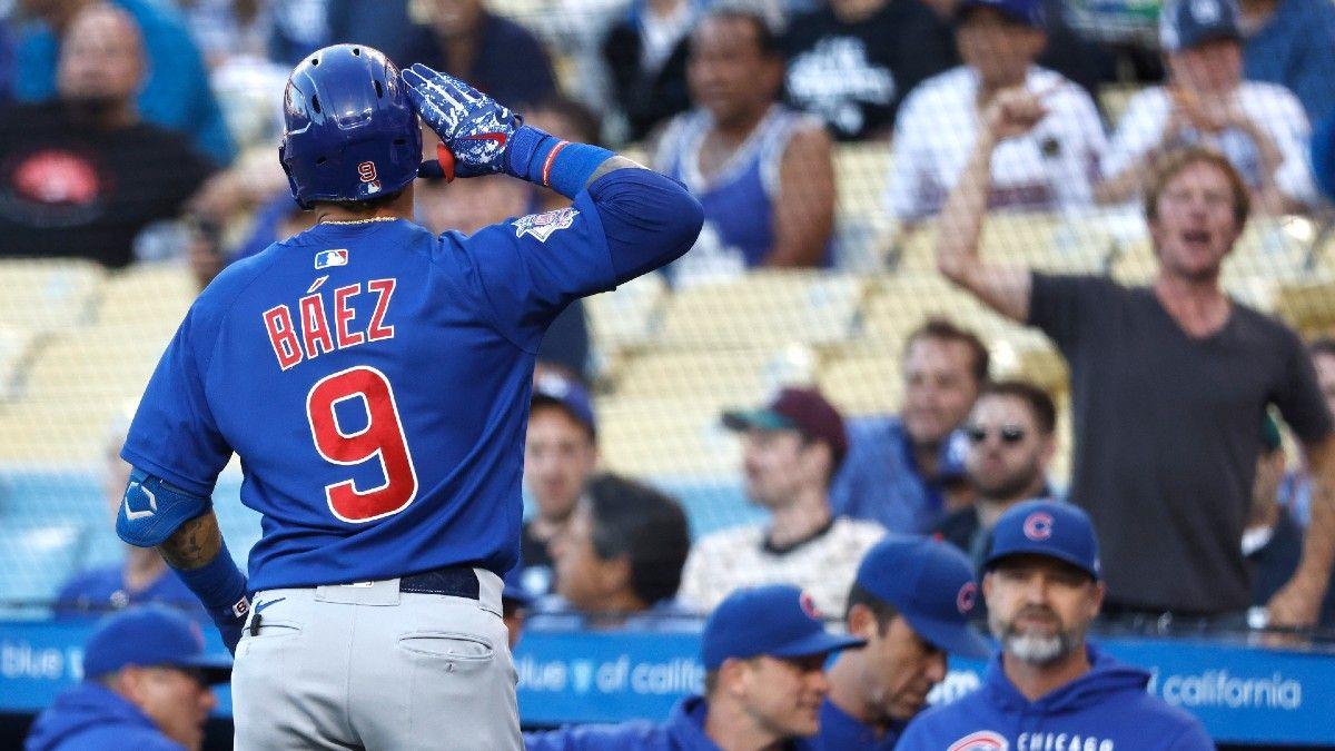 Odds, Preview, Prediction for Cubs vs. Dodgers: Offense Will Be At a Premium Against Julio Urías, Chicago's Stable of Arms (Saturday, June 26) article feature image